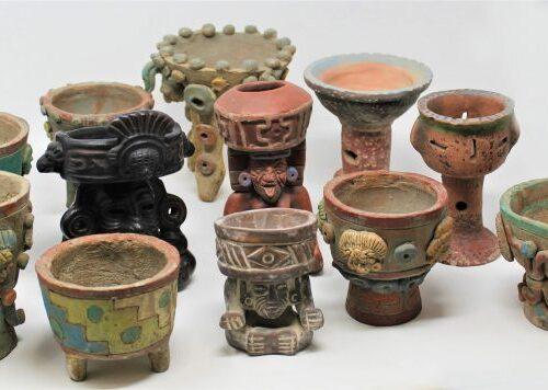 Braceri (Messico) Idolos (Ecuador)